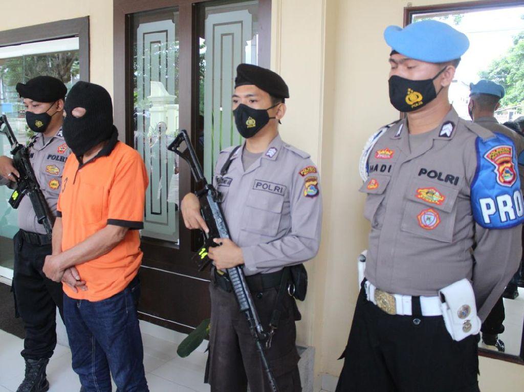 Eks Anggota DPRD NTB Bantah Cabuli Anak Kandung, Alasan Lepas Rindu