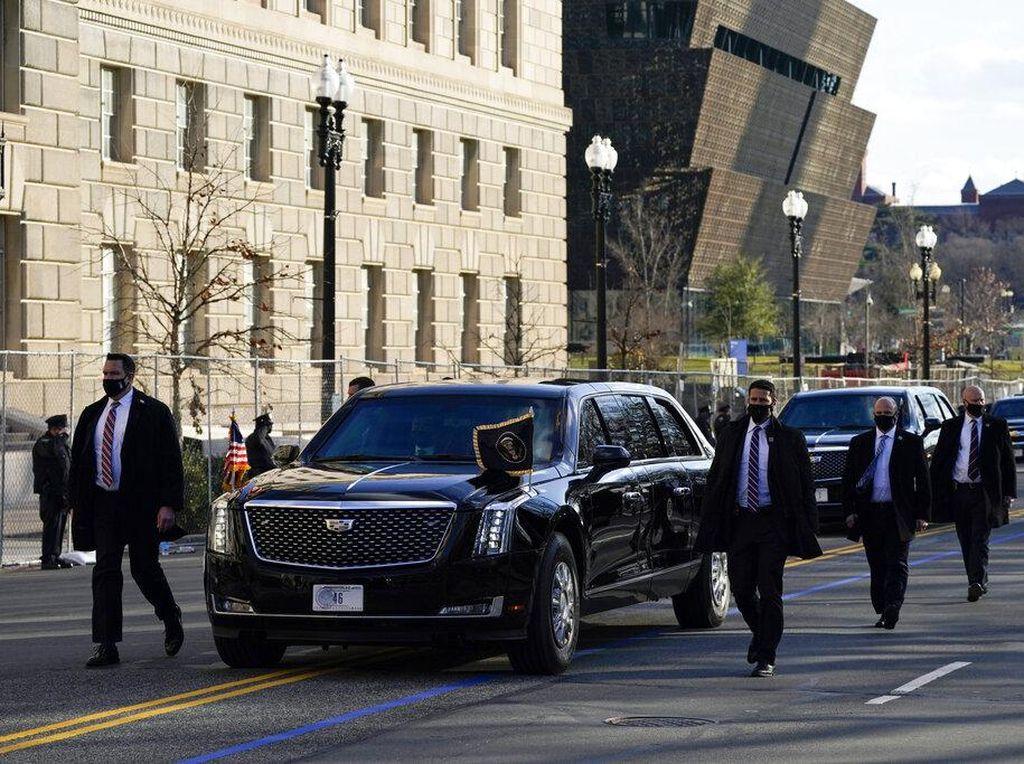 The Beast, Benteng Berjalan Pelindung Joe Biden