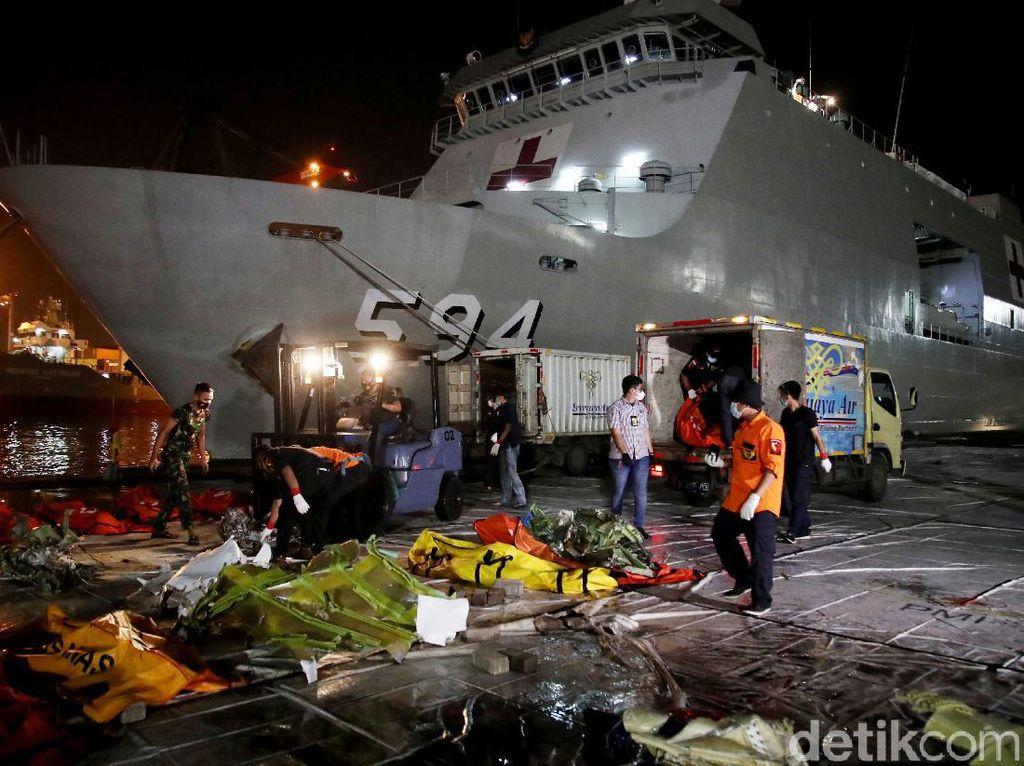 4 Fakta Terungkap dari Detik-detik Terakhir Sriwijaya Air SJ182 Mengudara
