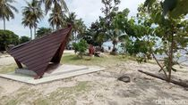 WajahBaru Pantai Karapyak Pangandaran, Makin Elok dan Bikin Nyaman