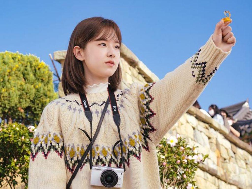 Main Bareng di Drama Korea Dear.M, Park Hye Soo Puji Jaehyun NCT