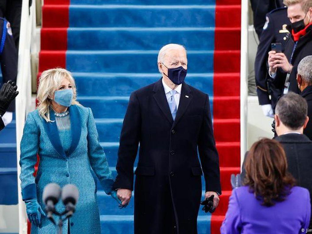 Pemimpin Dunia Sambut Pelantikan Joe Biden dan Berharap Kerja Sama Global
