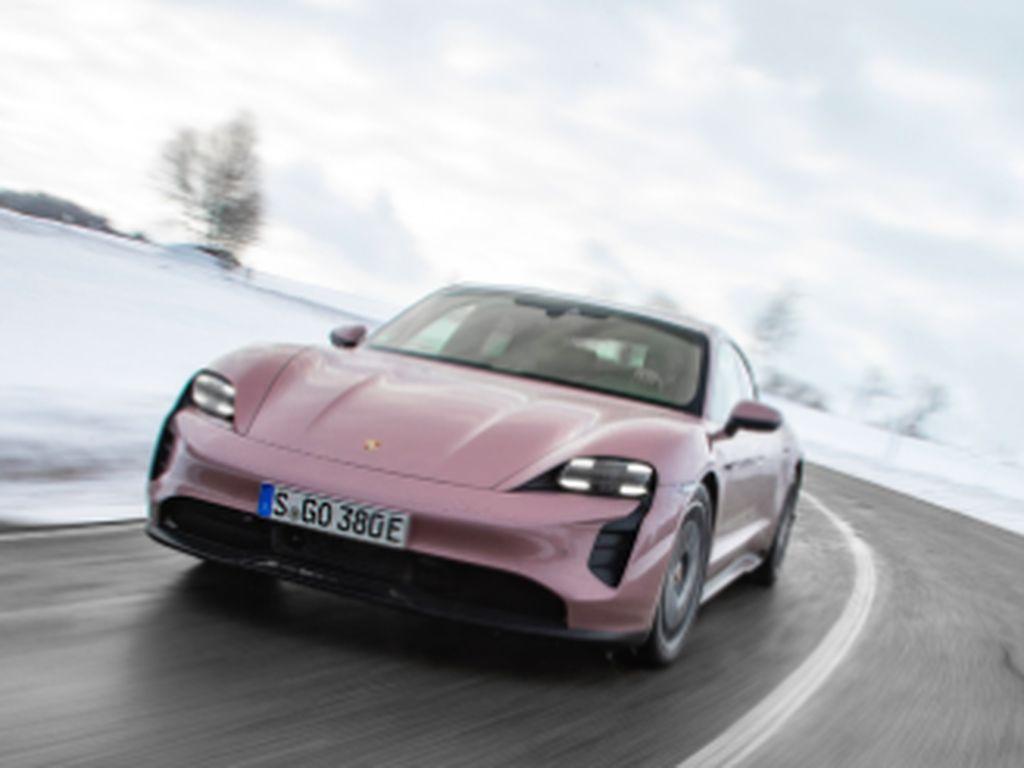 Porsche Kenalkan All Electric Sports, Cocok untuk Crazy Rich Indonesia Nih!