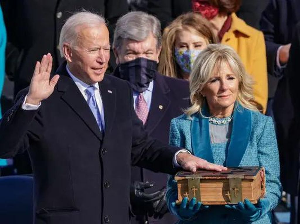 Jadi Presiden AS, Joe Biden Langsung Fokus 3 Hal Ini