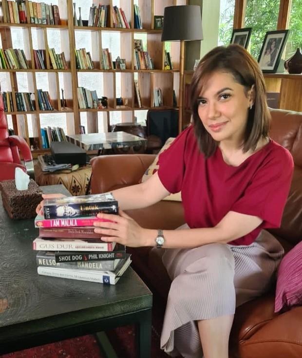 Sosok Najwa Shihab sebagai tokoh wanita Indonesia yang menginspirasi.
