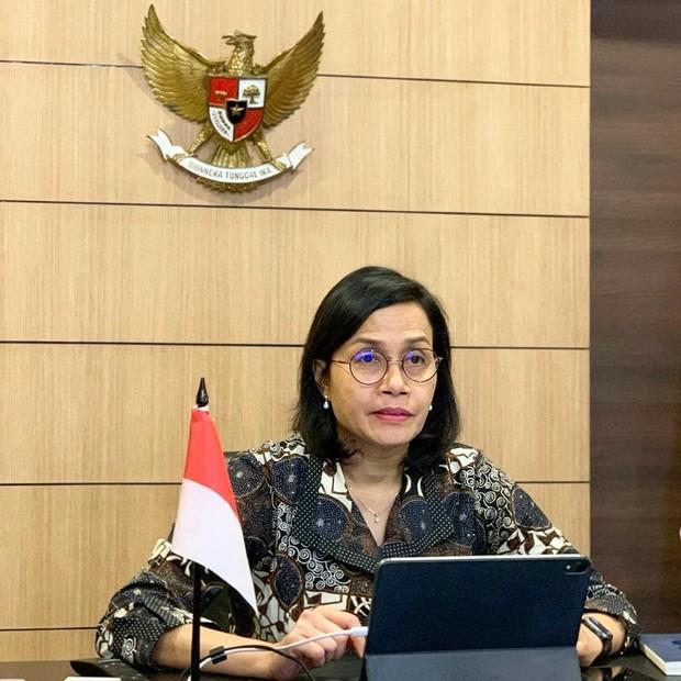 Sosok Sri Mulyani sebagai tokoh wanita Indonesia yang menginspirasi.