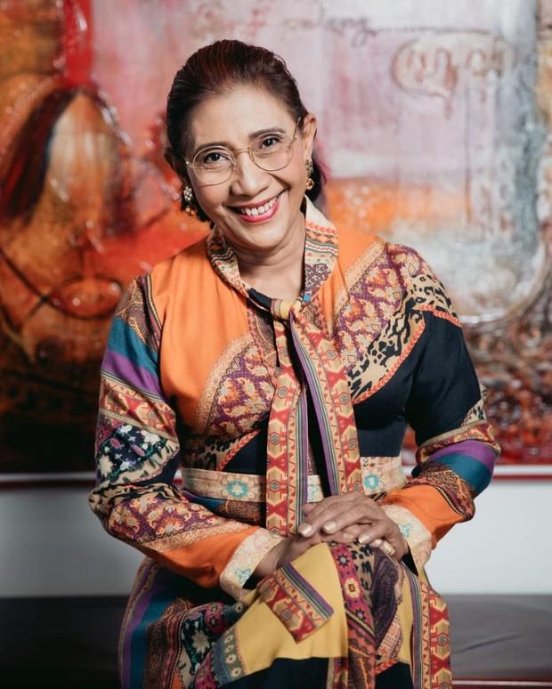 Sosok Susi Pudjiastuti sebagai tokoh wanita Indonesia yang menginspirasi.