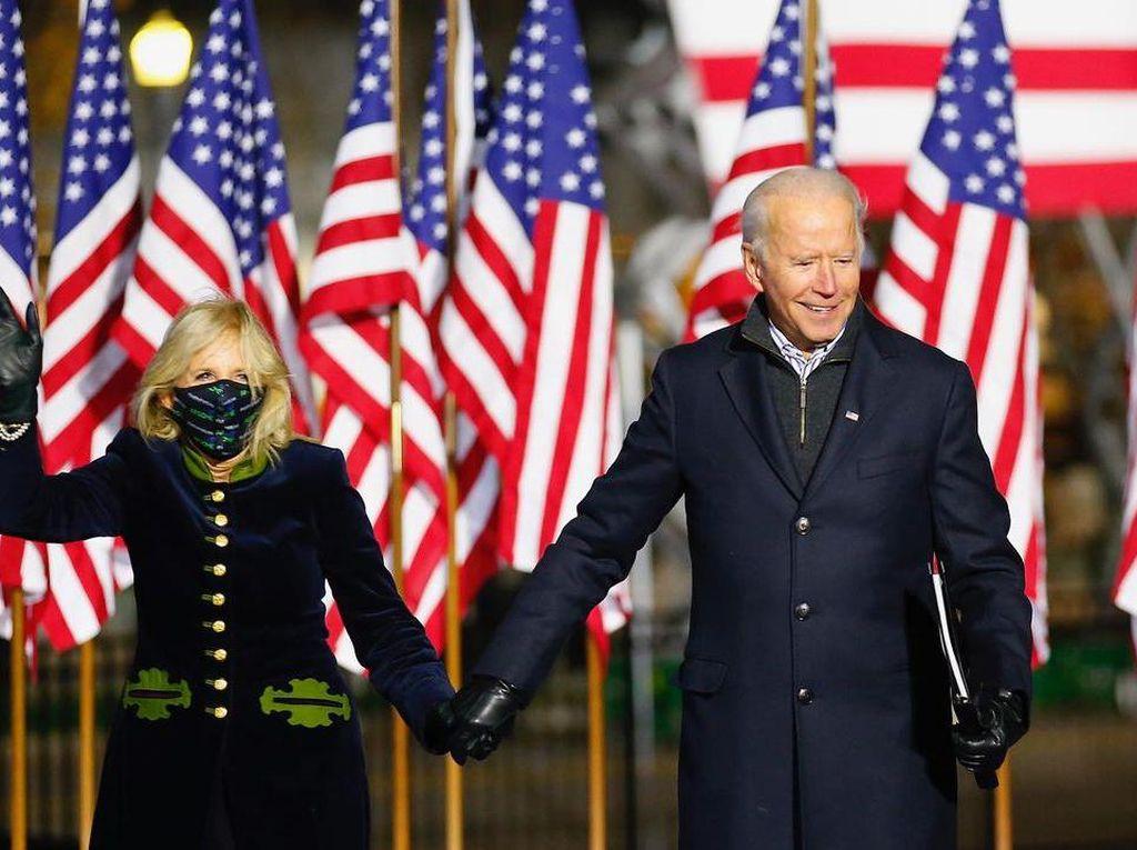 Disney World Tambahkan Joe Biden ke Hall of Presidents