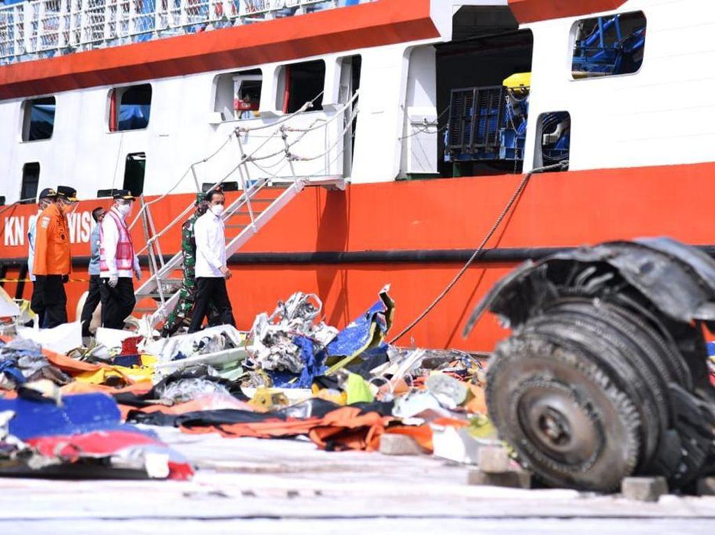 Operasi SAR Sriwijaya Air Ditutup, Berikut Temuan Selama 13 Hari