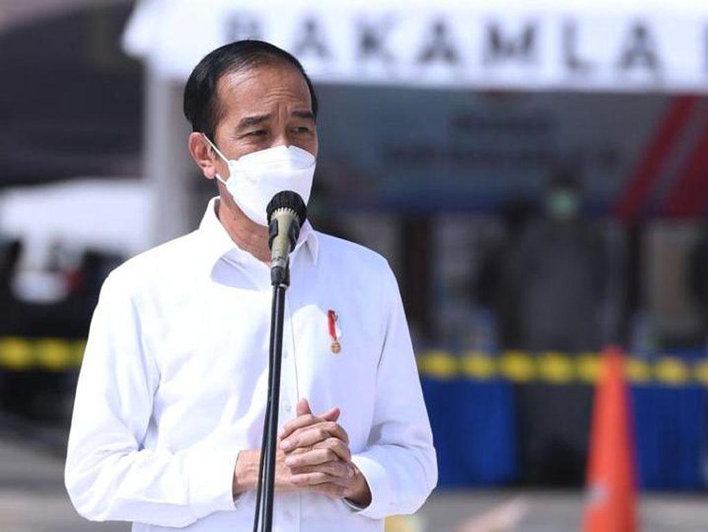 Jokowi: Mau Tidak Mau Industri Masuk Digitalisasi