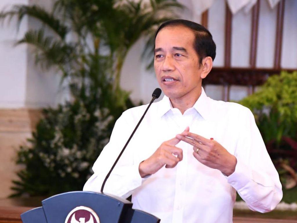 Soroti Dampak Iklim, Jokowi Serukan Langkah Luar Biasa