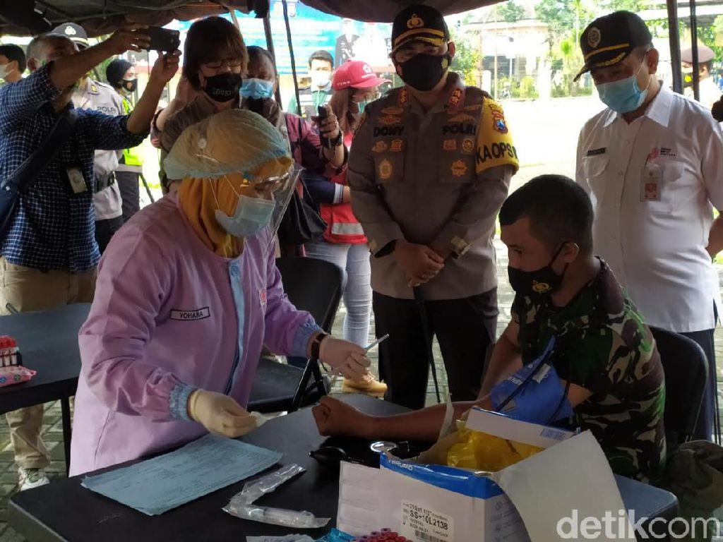 Satgas Donor Plasma Darah di Mojokerto Galang Penyintas Bantu Pasien COVID-19