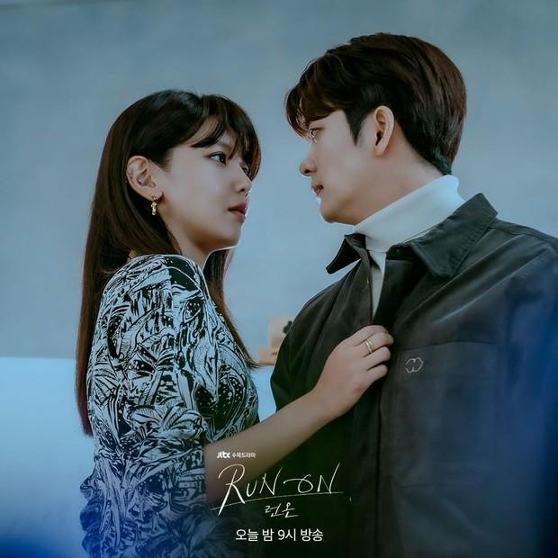 Sooyoung dan Tae-Oh/Sumber:instagram.com/jtbcdrama