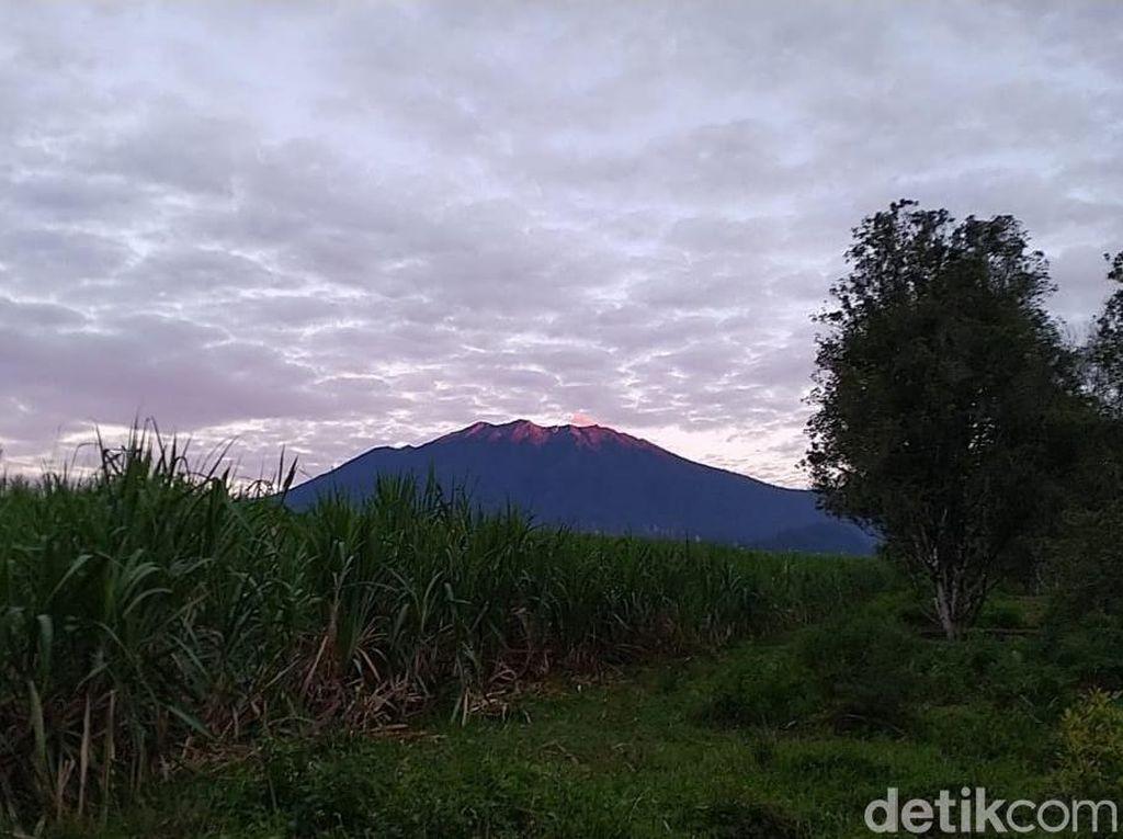 Gunung Raung Erupsi, Status Ditingkatkan Menjadi Waspada Level II