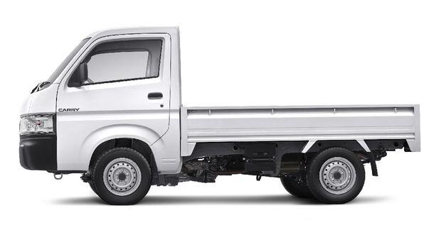 Suzuki Carry terbaru meluncur pada Kamis (21/1).Credit: Suzuki Indomobil Sales