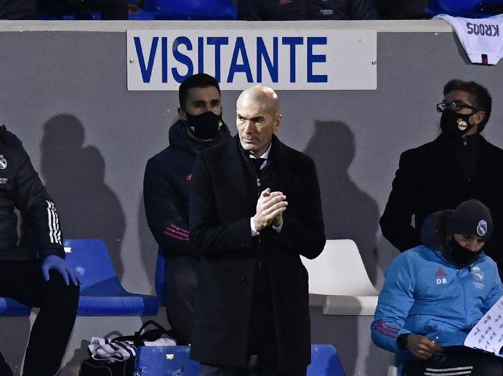 3 Tantangan Besar Zidane di Real Madrid Saat Ini