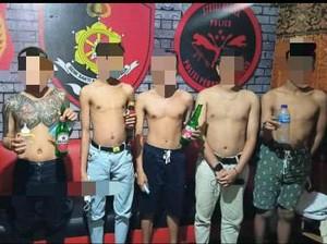 Bayi 4 Bulan di Gorontalo Dicekoki Miras Pamannya, 6 Pria Ditangkap