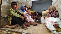 Ancaman Merapi Berubah, Pengungsi di Magelang Pulang ke Rumah