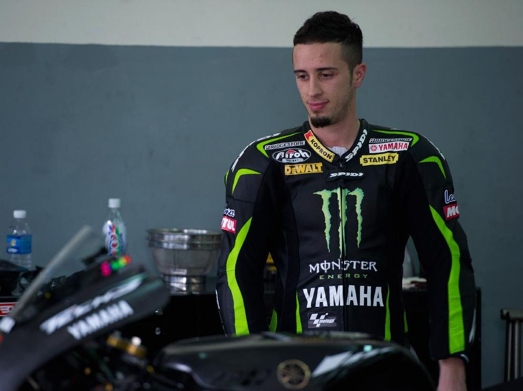 Dovizioso Lanjut Jadi Test Rider Aprilia, Beri Sinyal Comeback di MotoGP 2022
