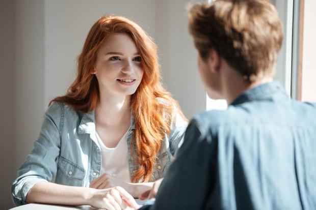 bantu pasangan kamu menilai bagaimana perasaan mereka dengan melacak naik turunnya mood mereka