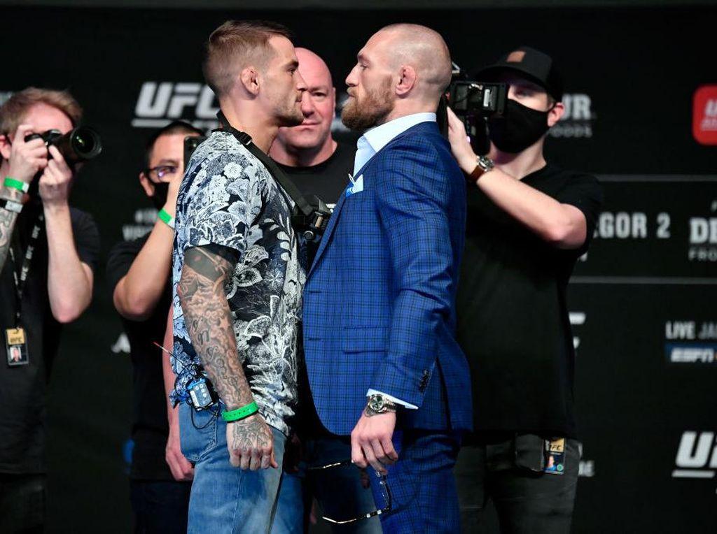 Dustin Poirier Vs Conor McGregor: Ini Prediksi Para Petarung UFC