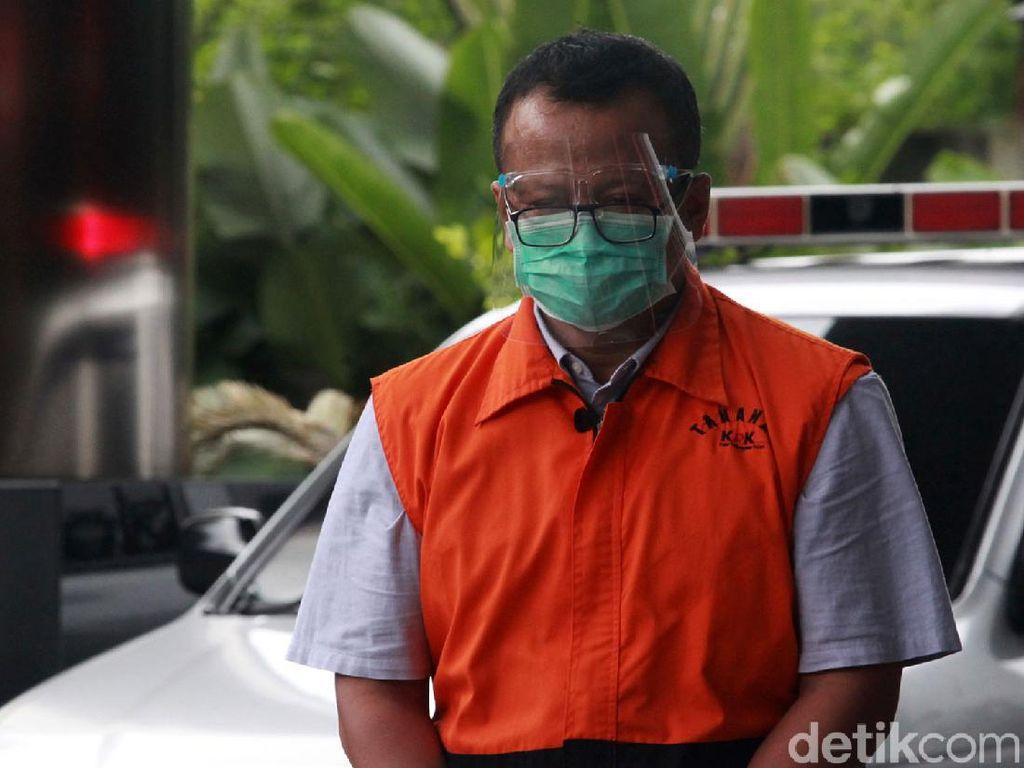 Edhy Prabowo Akui Biayai Apartemen 3 Sespri Wanita