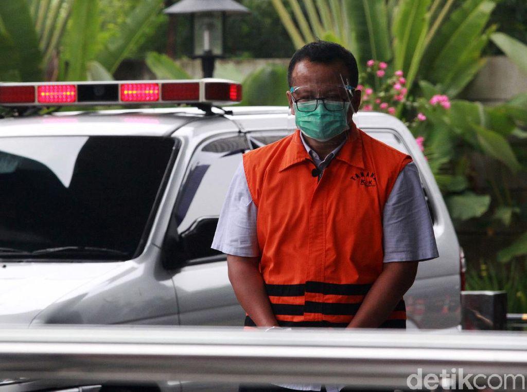 Pengacara soal Edhy Prabowo Siap Dihukum Mati: Mungkin Kesal dengan Opini