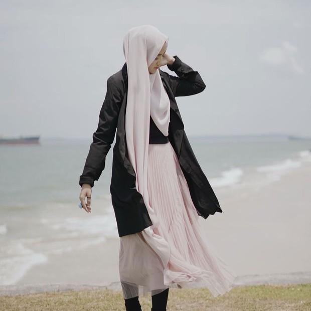 Gaya fashion Wirda Mansur