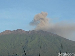 Sejarah Kelam Gunung Raung, Pertama Meletus Tahun 1586