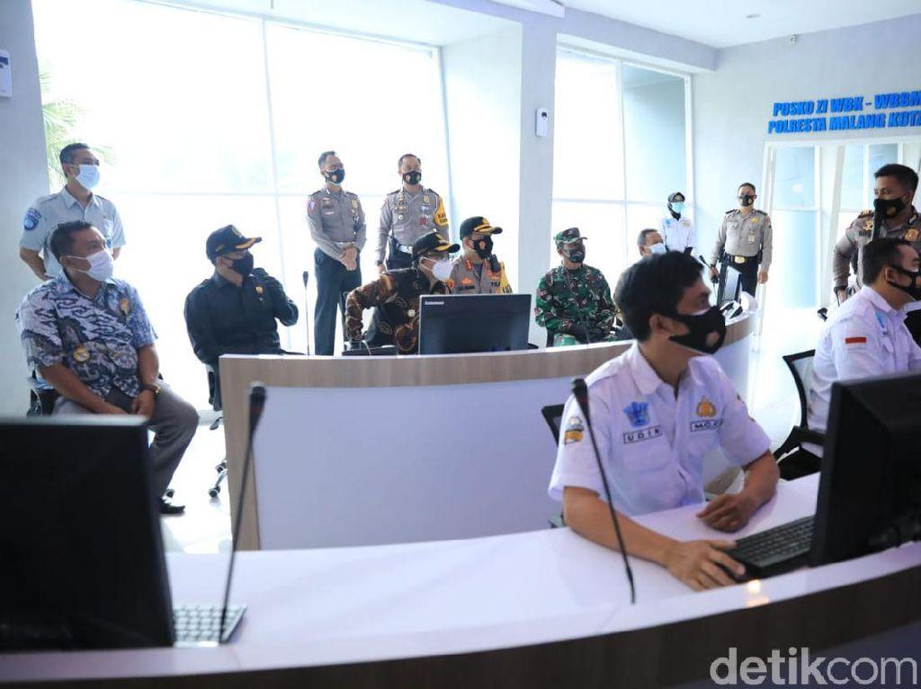 Permudah Layanan Warga, Bus Arema Police Sobo Kelurahan Diluncurkan