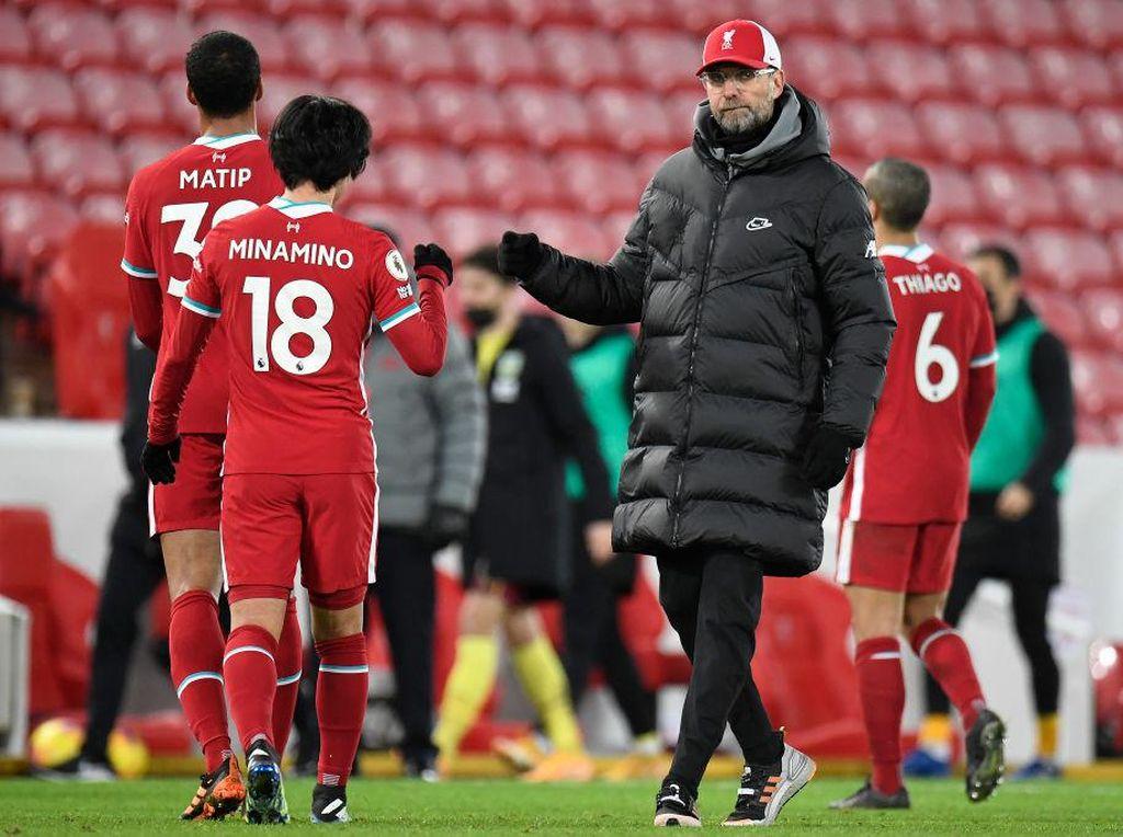 Liverpool Wajib Finis Empat Besar demi Dua Hal Ini
