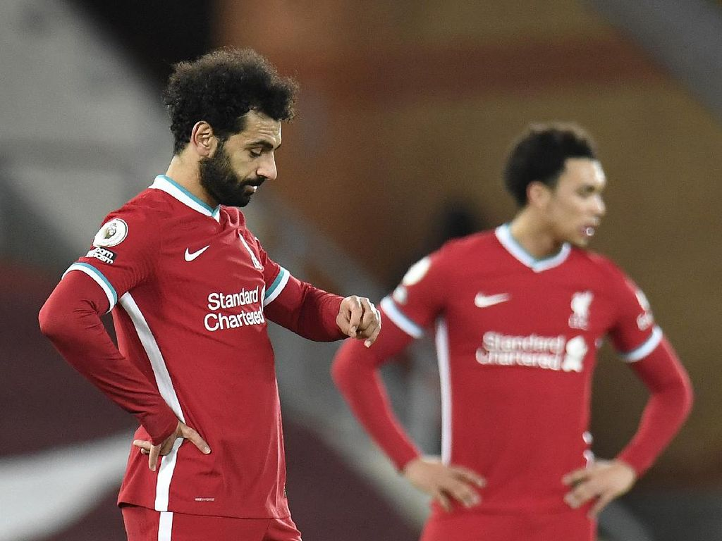 Lagi-lagi soal Ketajaman Liverpool