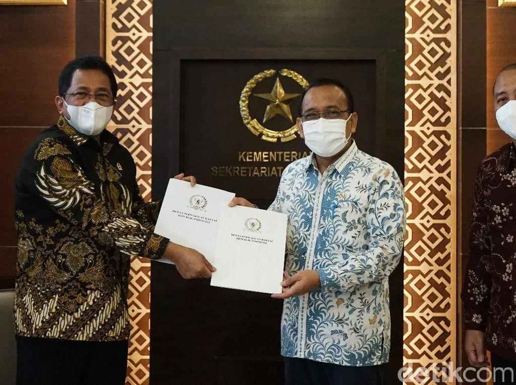 Terima Surat dari DPR, Setneg Siapkan Keppres Pengangkatan Komjen Sigit
