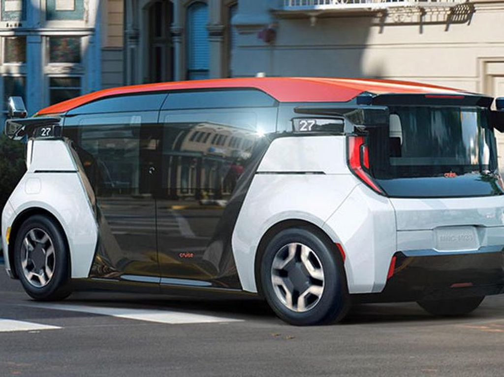 Microsoft dan GM Jalin Kerjasama Bikin Mobil Otonom