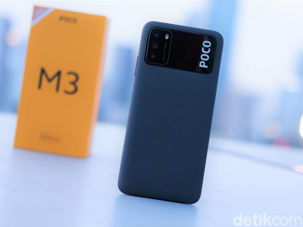 Review Poco M3, Apa Iya Jadi New Entry Level Killer di Indonesia?