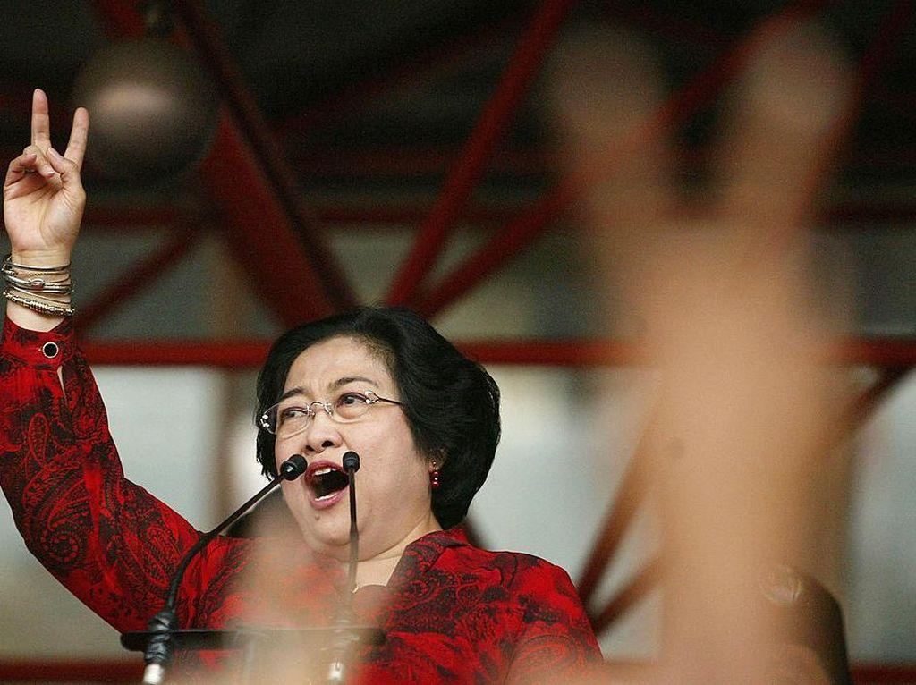 Pesan Tegas Megawati: Out Jika Enggan Jadi Petugas Partai