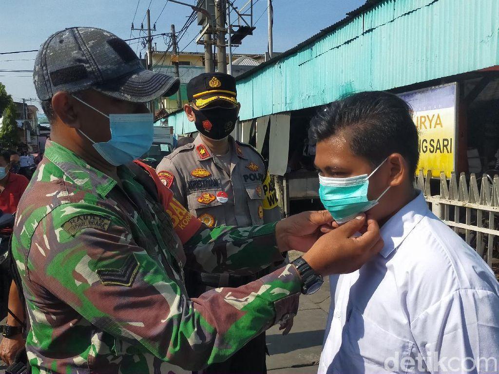 PPKM Diperpanjang, Operasi Yustisi Terus Digalakkan di Surabaya
