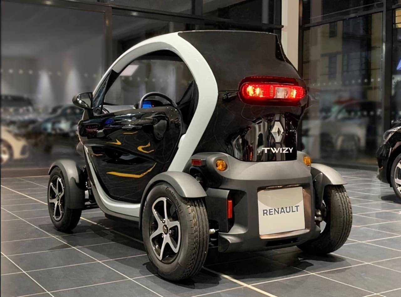Mobil listrik Renault Twizy resmi dijual di Indonesia pada 22 Januari 2021.