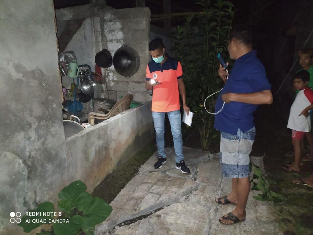 RSUD, Gereja dan 5 Rumah di Talaud Rusak Akibat Gempa M 7,0