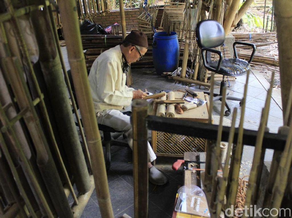Jejak Saung Angklung Udjo: Rumah Petak hingga Harum ke Mancanegara