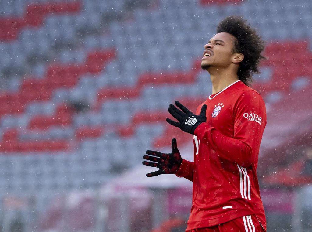 Belum Tembus Tim Inti Bayern Munich, Leroy Sane Akan Dilego?