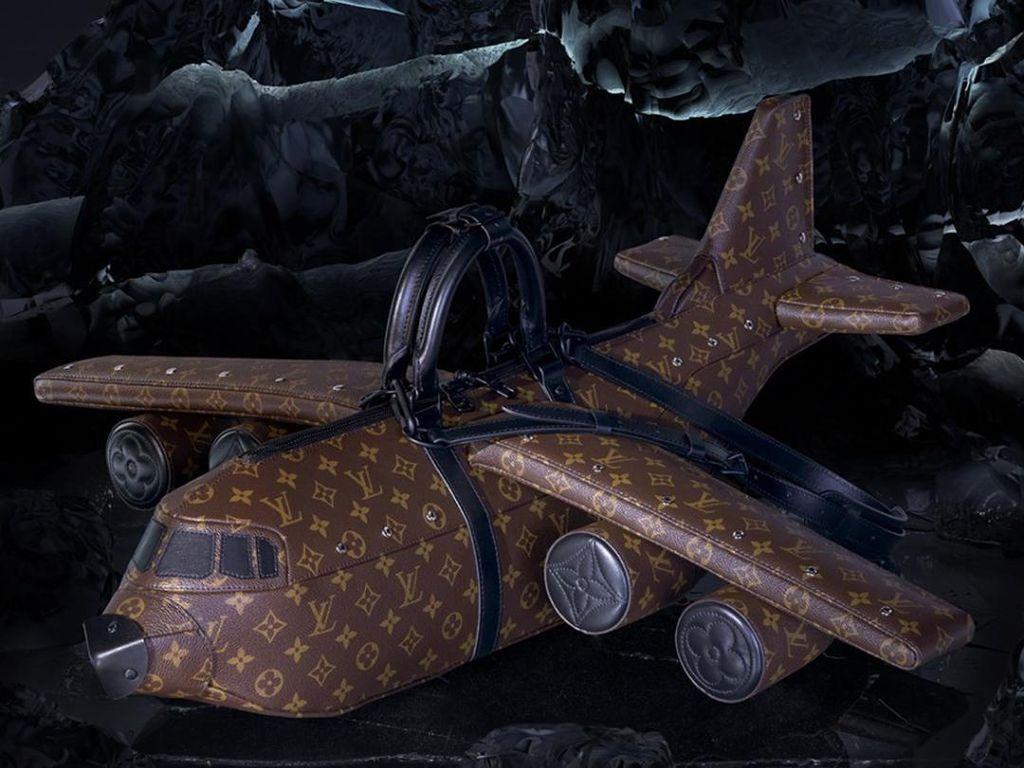 Louis Vuitton Jual Tas Pesawat Rp 560 Juta, Setara Harga Pesawat Cessna