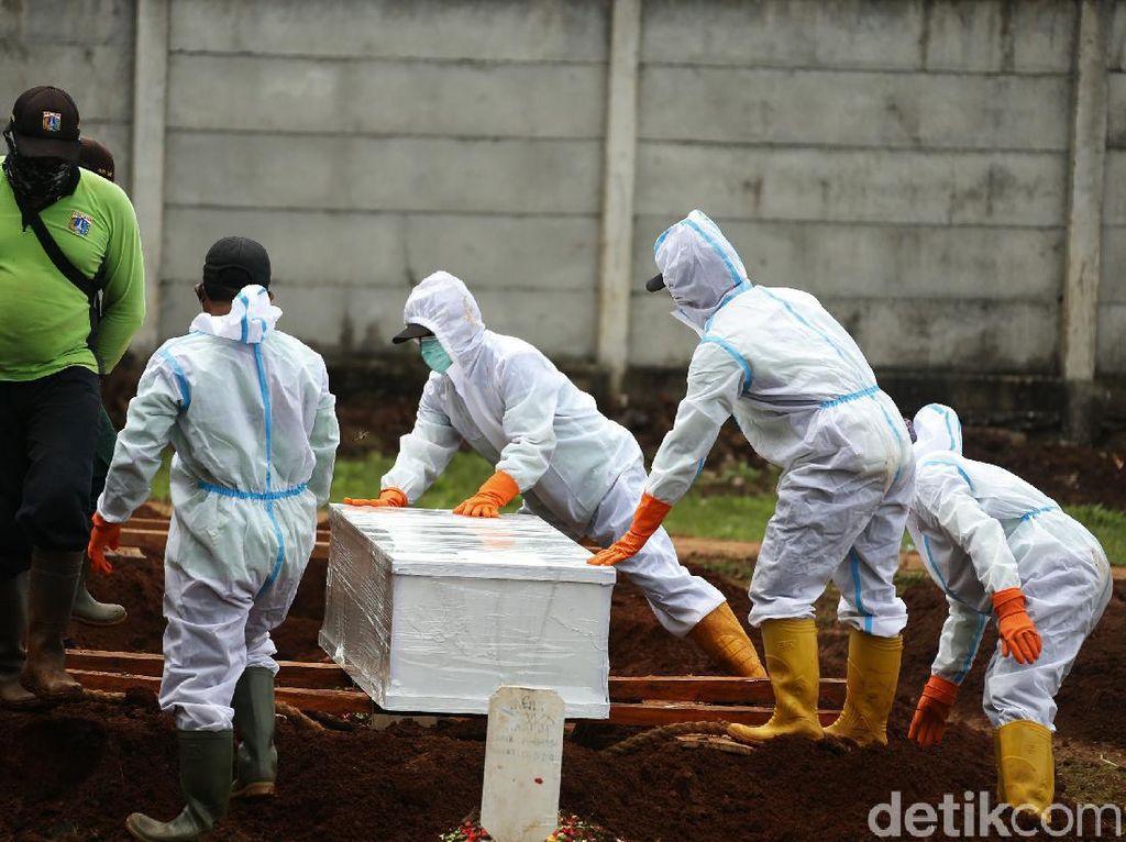 Angka Kematian Meningkat, Pemkab Sleman Tambah Makam Covid-19