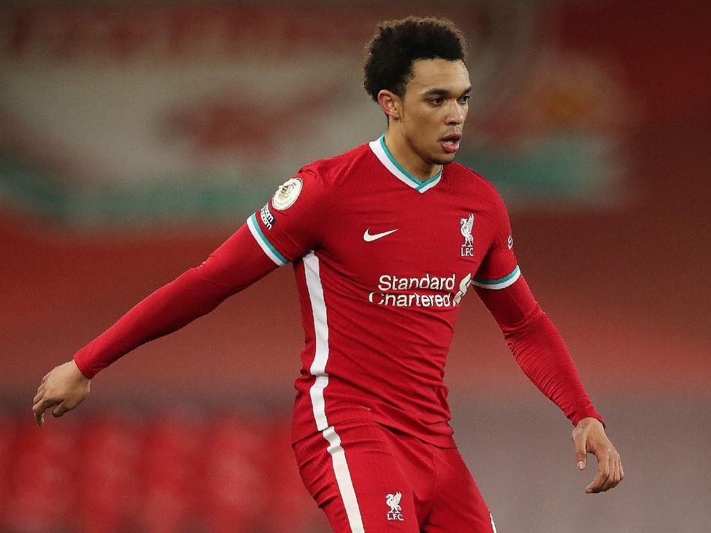 Liverpool Perpanjang Kontrak Alexander-Arnold hingga 2025