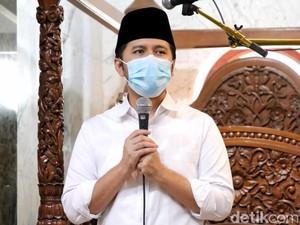 Sosialisasikan PPKM, Wagub Emil Ajak Warga Malang Tidak Trauma