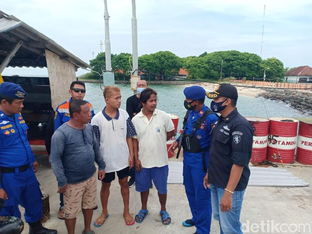 Dua Kapal Tabrakan di Perairan Gresik, 5 ABK Dilaporkan Hilang, 5 Selamat