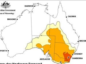 Gelombang Panas Diperkirakan Terjang Melbourne, Sydney, dan Adelaide