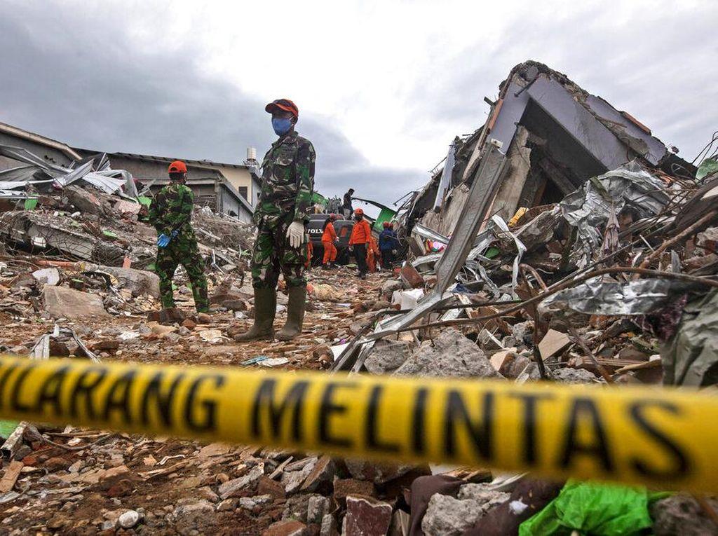 Korban Gempa Mamuju-Majene Dapat Sambung Listrik Gratis