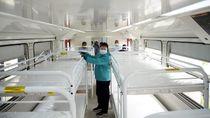 Gerbong Kereta INKA Disulap Jadi Ruang Pasien COVID-19