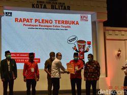 Tok, KPU Tetapkan Dua Pimpinan Daerah Blitar Raya Hari Ini
